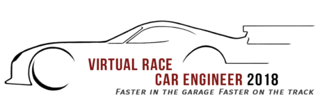 Tune your race car setup with Virtual Race Car Engineer and Setup