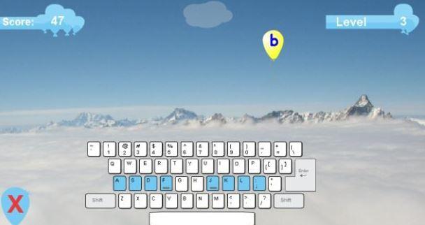 free typing games free typing test 5