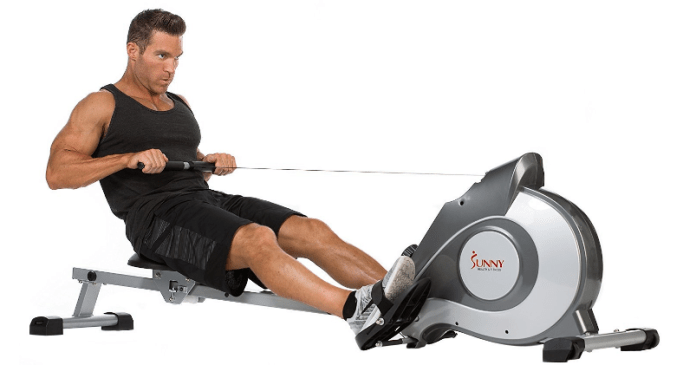 used concept 2 rower 5