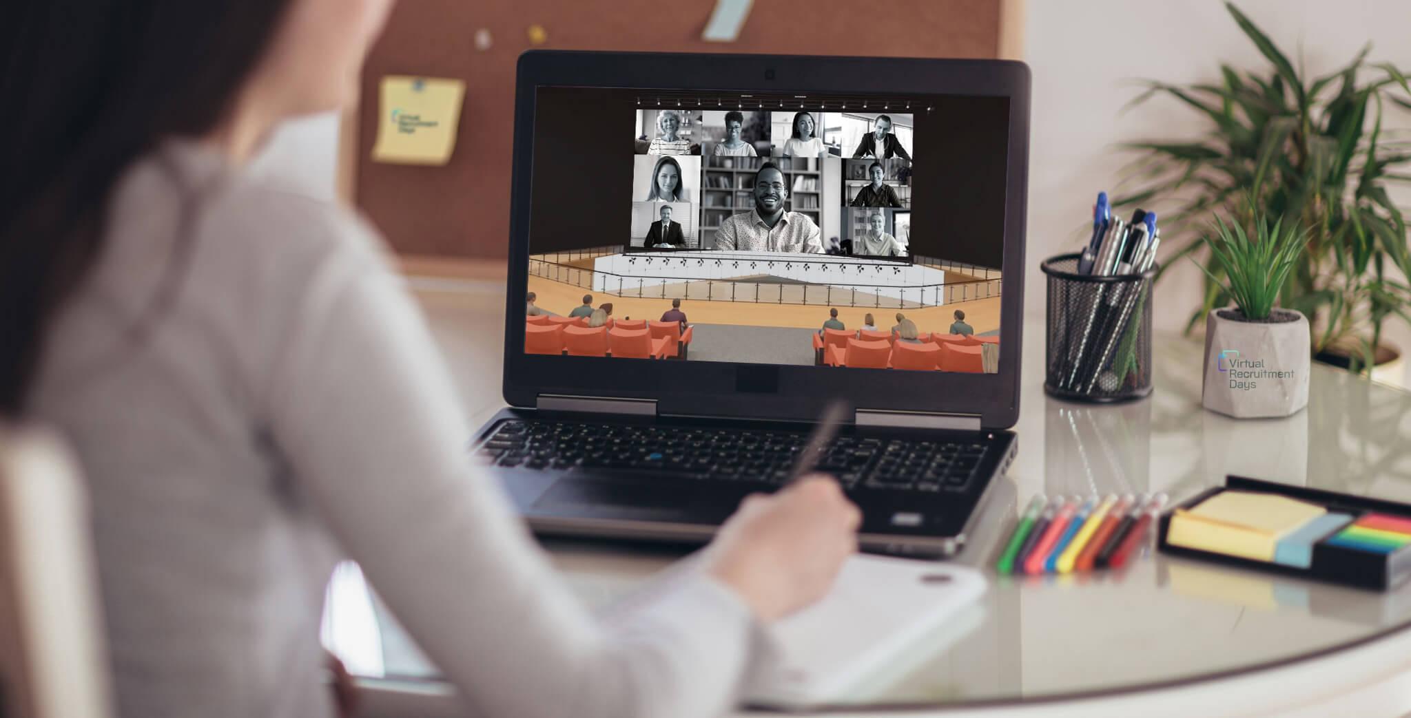 Best Online Platform for a Virtual Education Fair | Virtual Recruitment Days