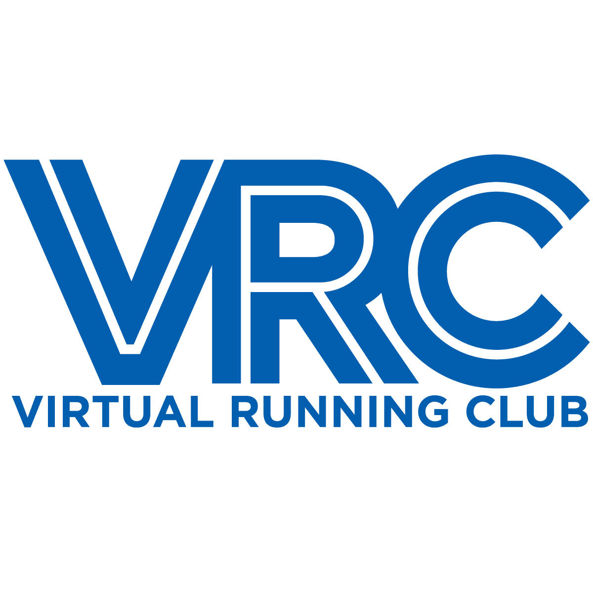 Virtual Running Club Logo