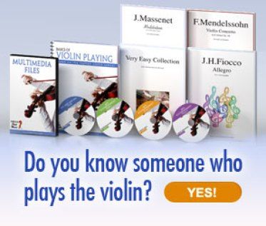 The Complete Violin Package by Virtual Sheet Music
