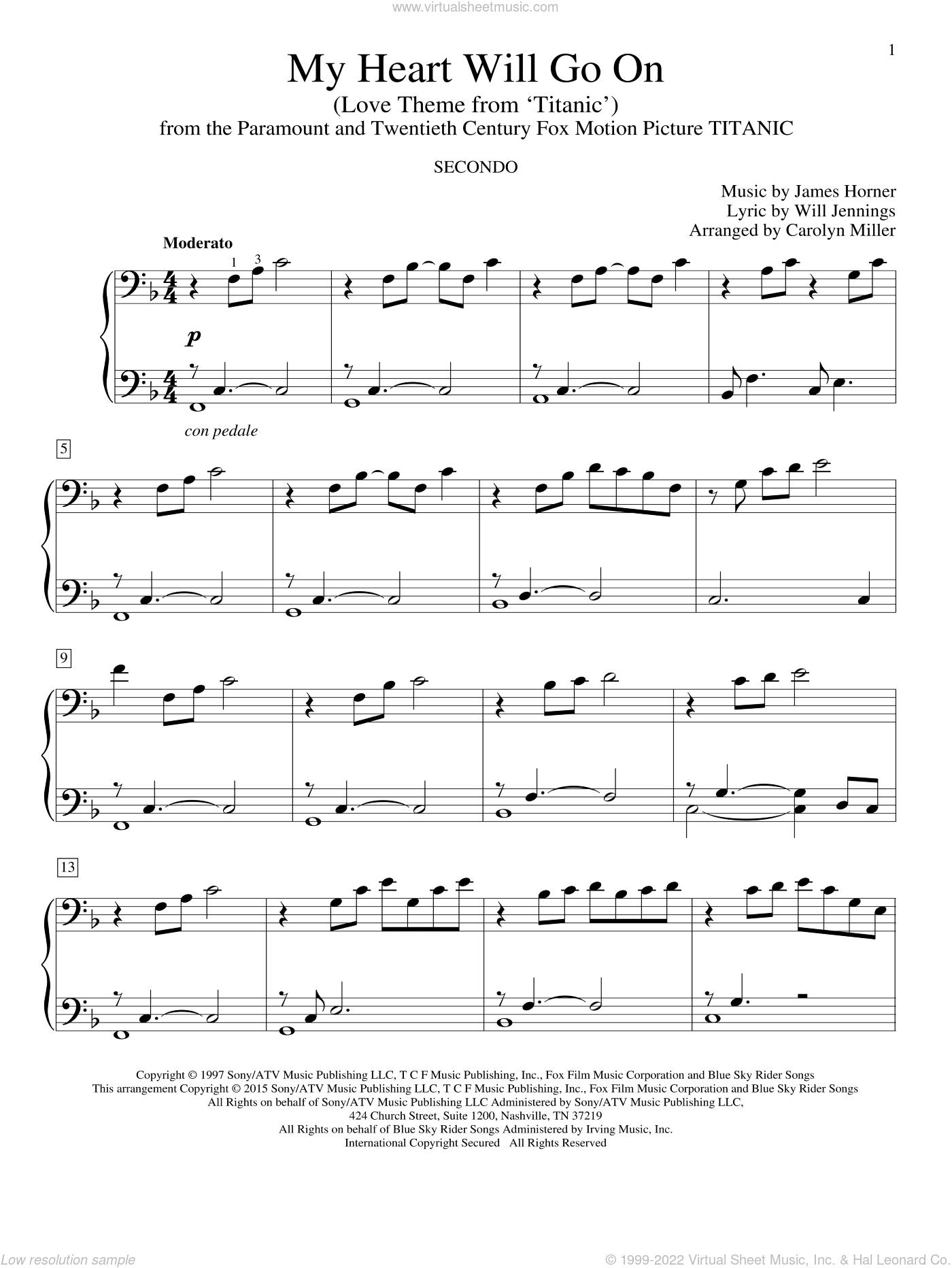 Chopsticks Piano Duet Sheet Music