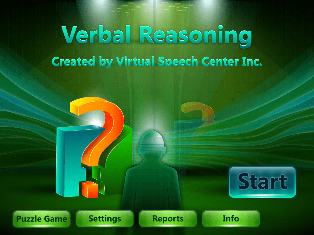 Verbal Reasoning App