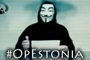 Estonian Government Threatened With Anonymous Cyber Attack