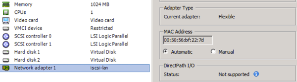 FOM with new dynamic MAC address