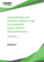 Using VeeamVMware vSphere tags WP en