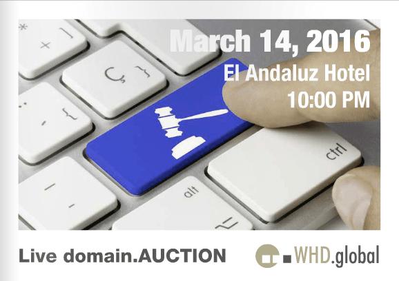 Live domain.AUCTION