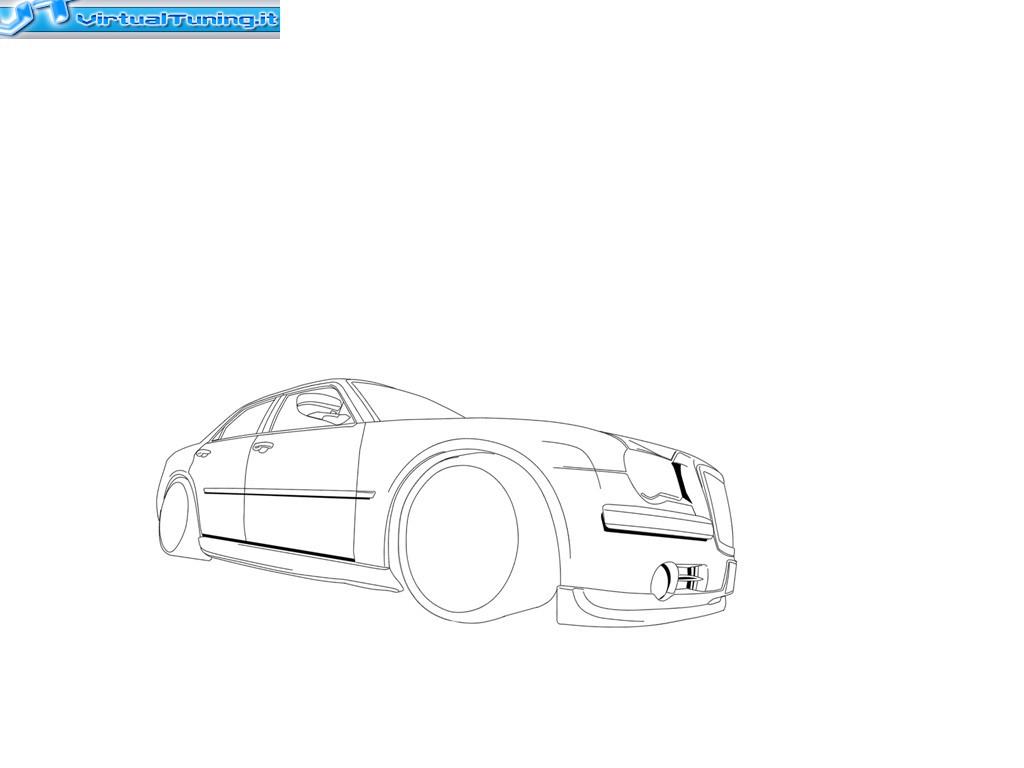 Chrysler 300 C By Snadboy Virtualtuning