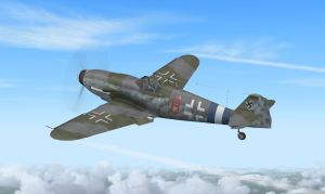 Bf 109G-10