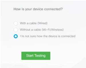 Webex-check-Connection-Wired-wifi