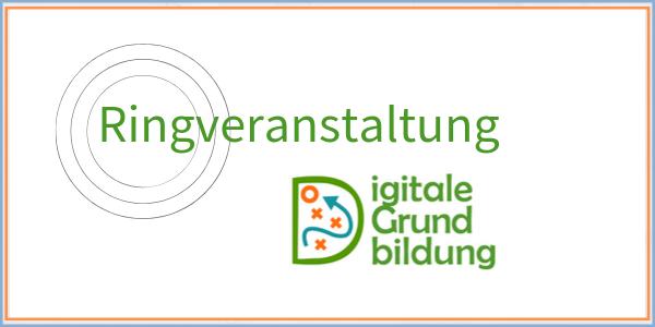 Bild: Digitale Grundbildung Ringveranstaltung, Logo DigiGruBi: cc-by Susanne Hosek