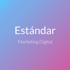 Marketing Digital Pack Estándar