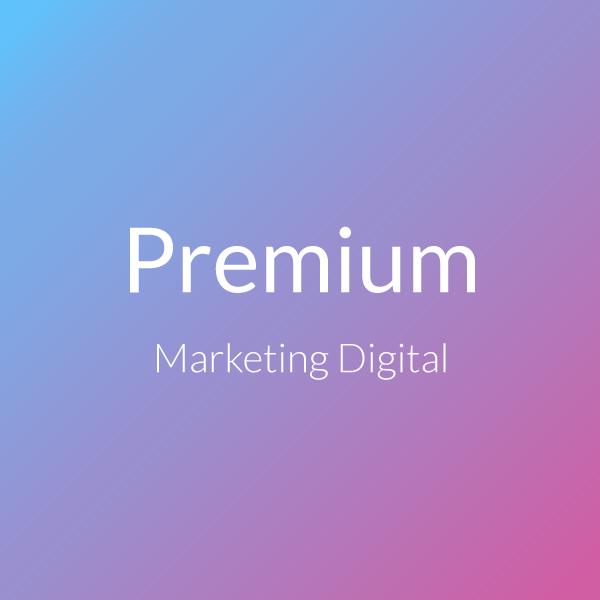 Marketing Digital, Pack Premium