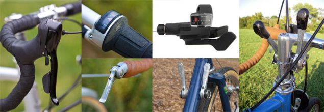 Bike Gear Shifters