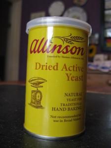 Thank you Allinson! 1