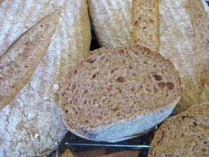 First from the Italian Bread Project:  Sourdough Pane de Como 1