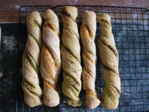 Impressive and simple bread sticks 8