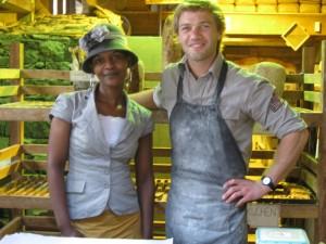 Bread in Stellenbosch