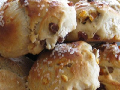 Permalink to: Bath buns – delicious and easy enough for kids to make
