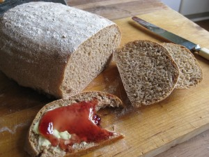 learn to bake bread in London