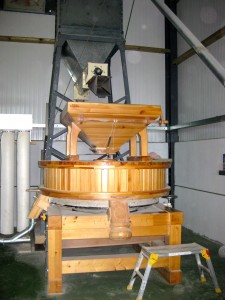 Milling heritage flour