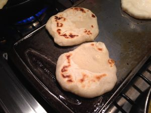 Easy recipe for pita bread 3