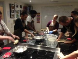 1. The Epsom Bakehouse teaching at Made in Hackney