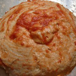 """Easy recipe for """"pizza bread"""" - delicious everyday bread 1"""