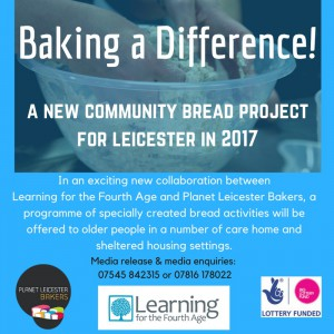 'baking a difference' social media notice 2