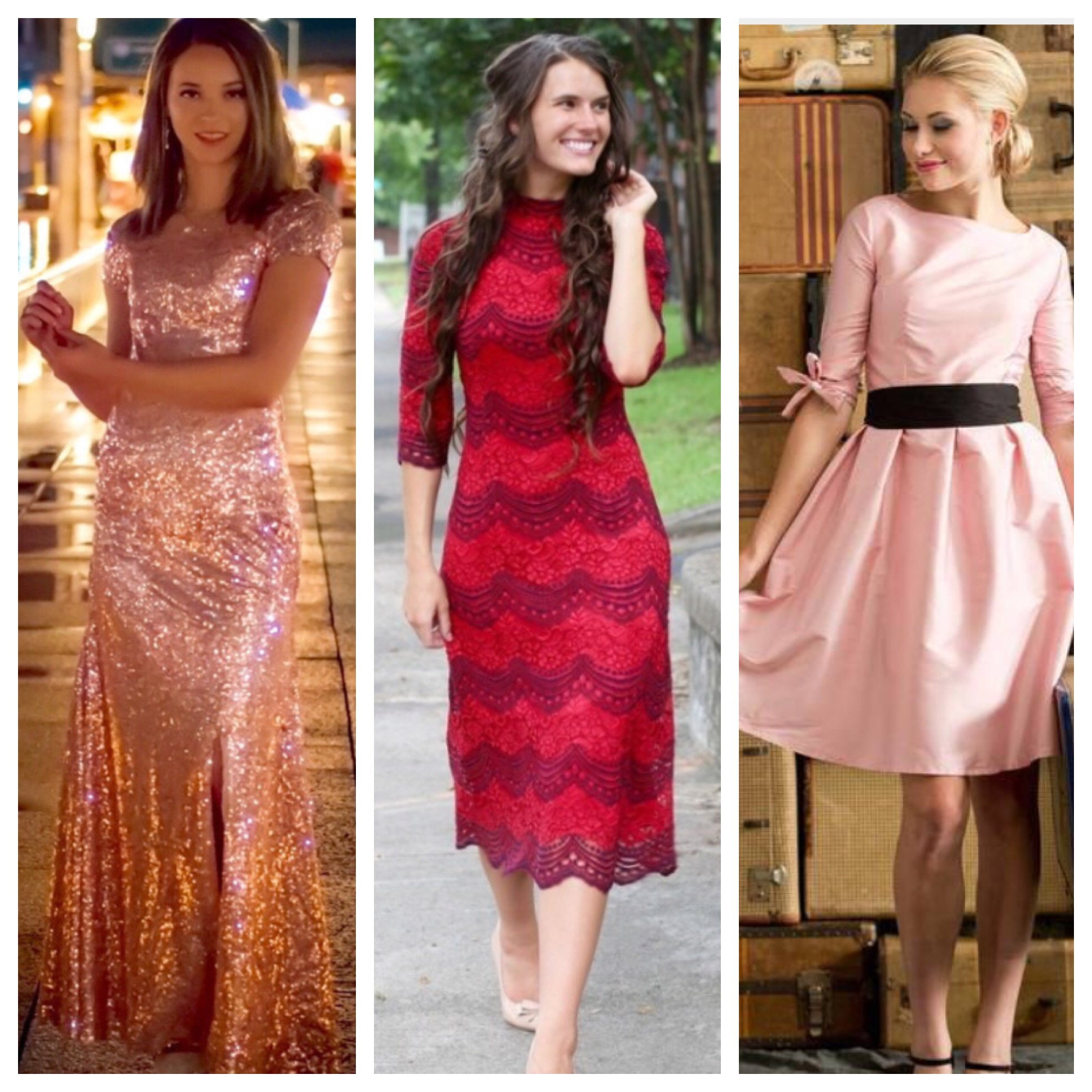Valentine's Day Dresses