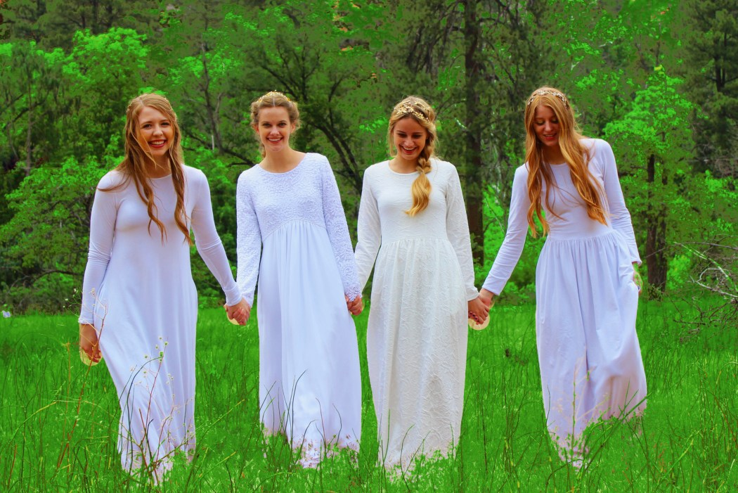 LDS Temple Dress Directory