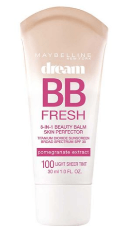 Maybelline's BB Fresh 8-in-1