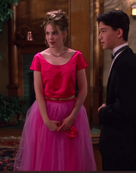 Bianca Pink Prom Dress Ten Things I Hate About You