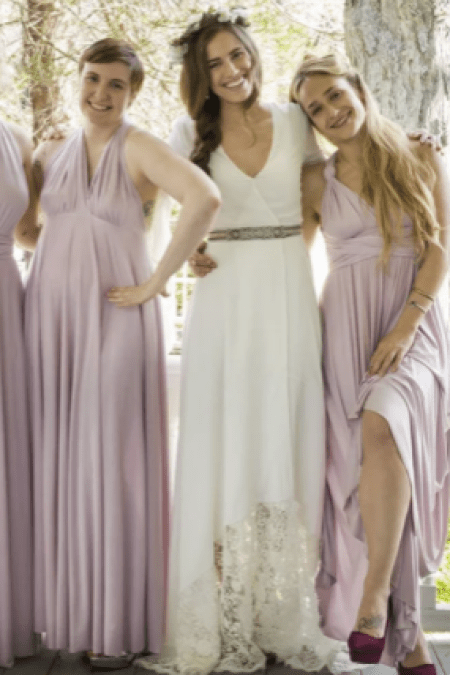 Marni Wedding Dress Girls Season Six