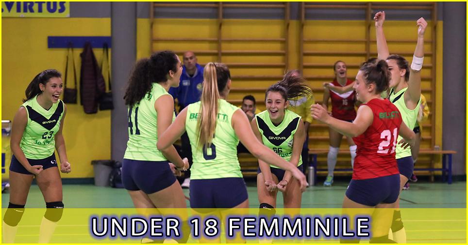 U18f Cermenate - Briacom 3-0