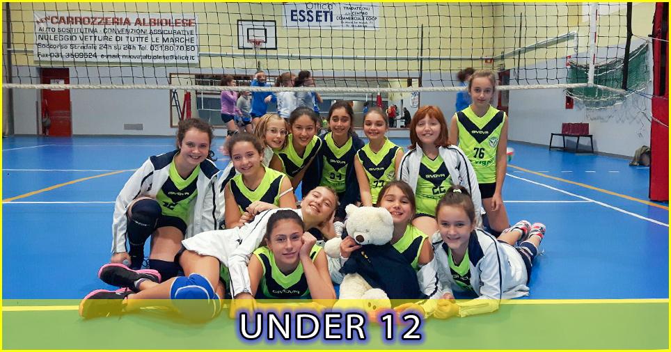 U12: Lariointelvi - Cermenate