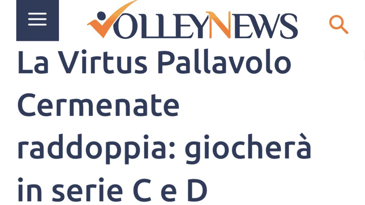 Volley News – 31 luglio 2020