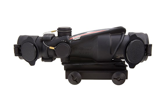 Trijicon ACOG 4x32 BAC Rifle Combat Optic (RCO) Scope with Dual Illuminated Chevron Reticle for the US Army's M150 for sale