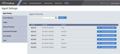Virus Bulletin :: Standalone product test: FireEye Endpoint