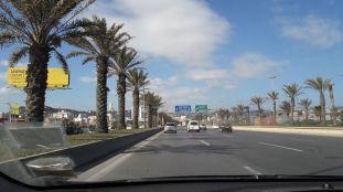Coronavirus : tous les accès routiers des wilayas d'Alger et Boumerdes bouclés