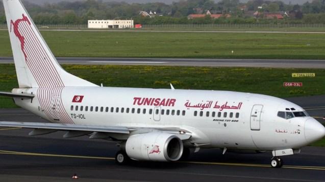 Confinement général en Tunisie: Tunisair maintient ses vols