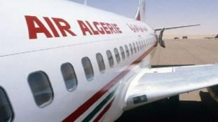 Air Algérie : décollage du dernier vol de rapatriement – Vidéo