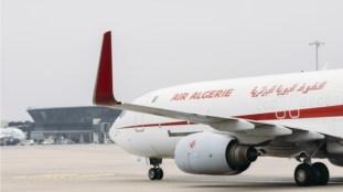 Rapatriement : le vol d'Air Algérie en provenance du Caire de retour