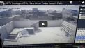 Les images du crash de l'Airbus au Pakistan filmées par des caméras de surveillance (Vidéo)