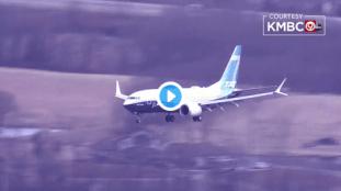 Boeing : le 737 MAX commence à voler pour une série de tests (vidéo)