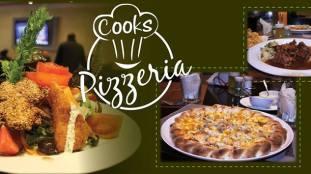 """Restaurant """"Cooks Pizzeria"""" d'Alger"""