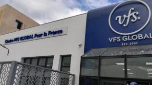 Rendez-vous visa français : VFS change de prestataire bancaire