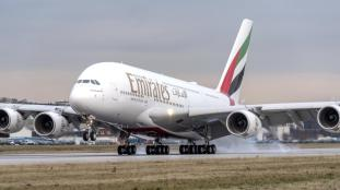 Emirates réduit sa fréquence de vols prévus vers Alger