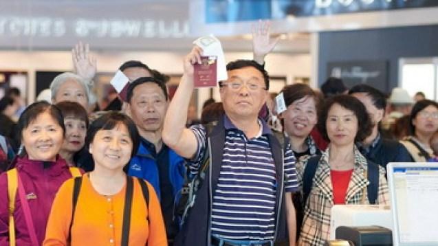 Les touristes chinois encouragés par leur gouvernement à visiter l'Algérie